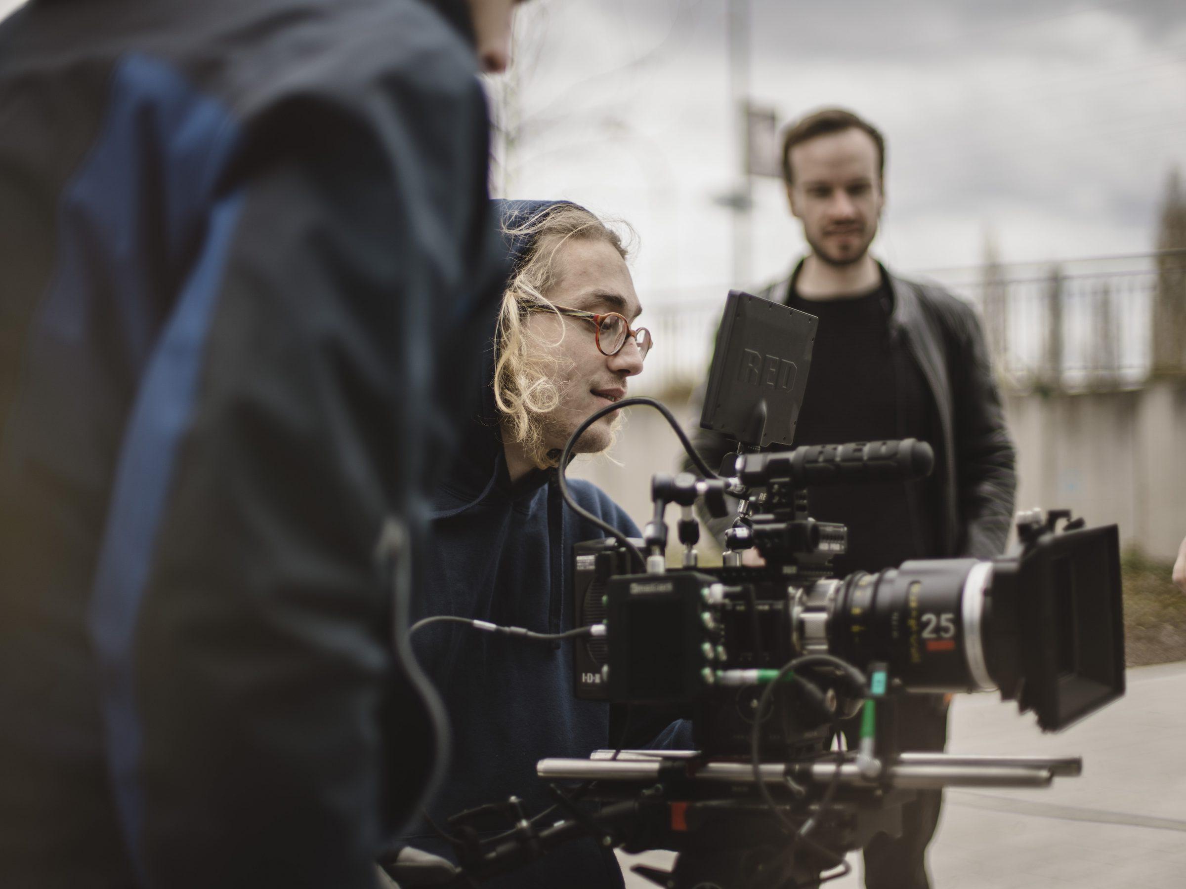Das bin ich, Kameramann bei Peperit8